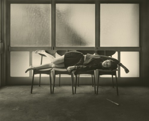 Hisaji Hara, A Study of 'The Victim', 2009 (via nosex)