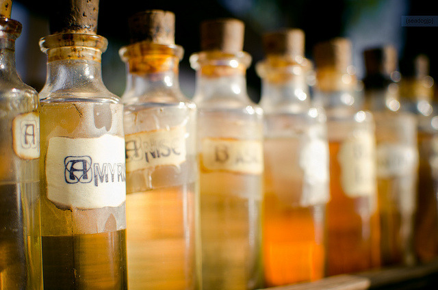 Potions by seadogjp on Flickr.