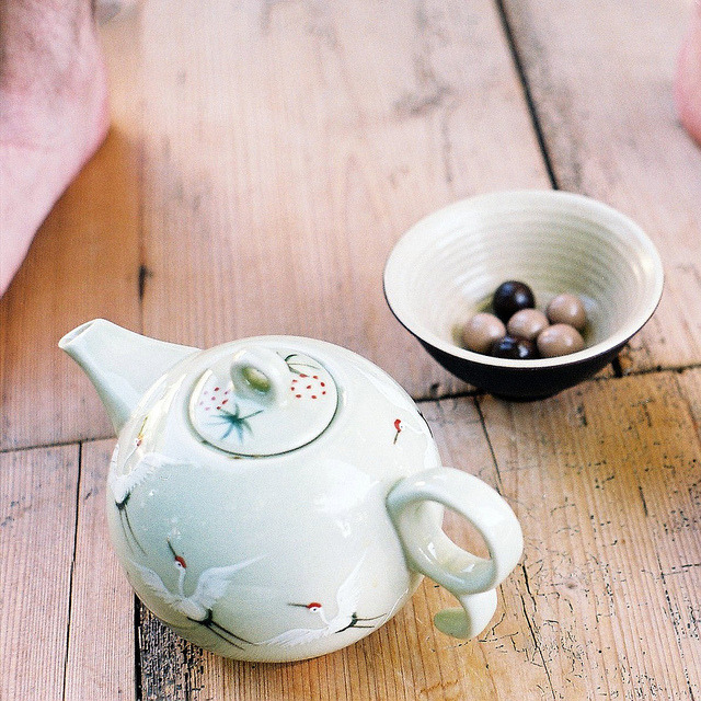 there's always room for a teapot photo By paper_airplane7