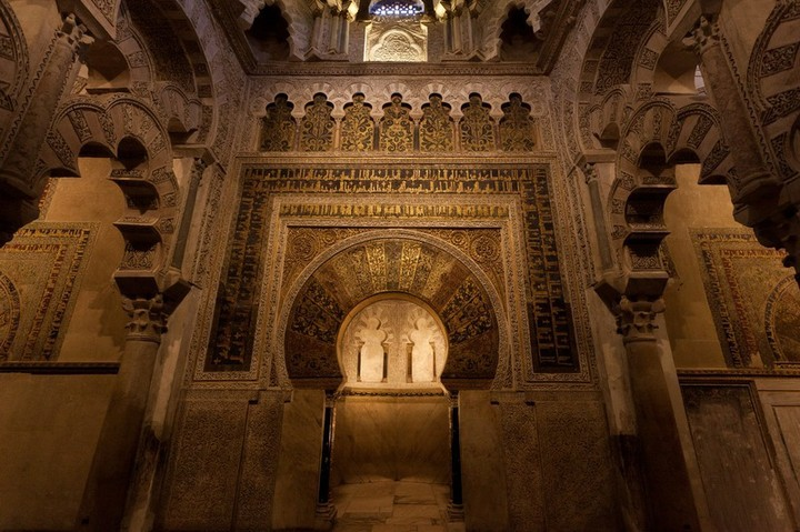 Cathedral-Moque of Córdoba: Cordoba, Spain