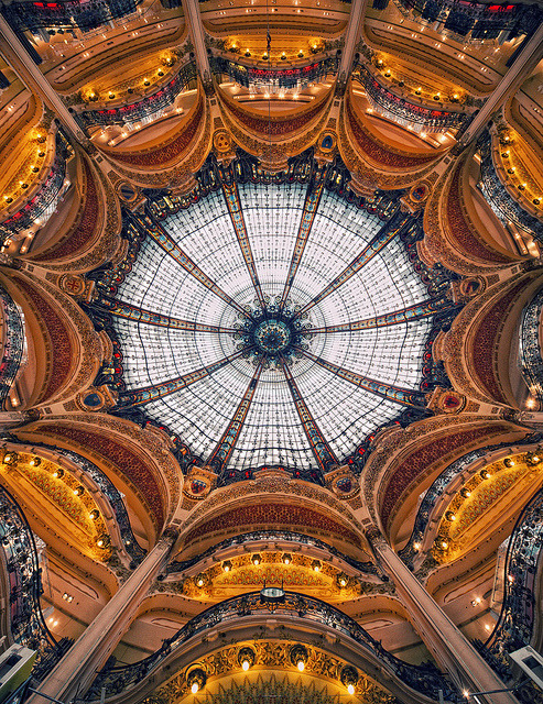 Galeries Lafayette by Philipp Klinger Photography