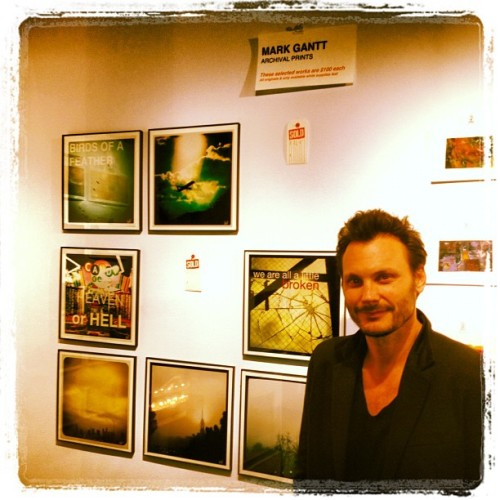 Very honored to have my photos here at haleARTS.  (Taken with Instagram at hale ARTS S P A C E)