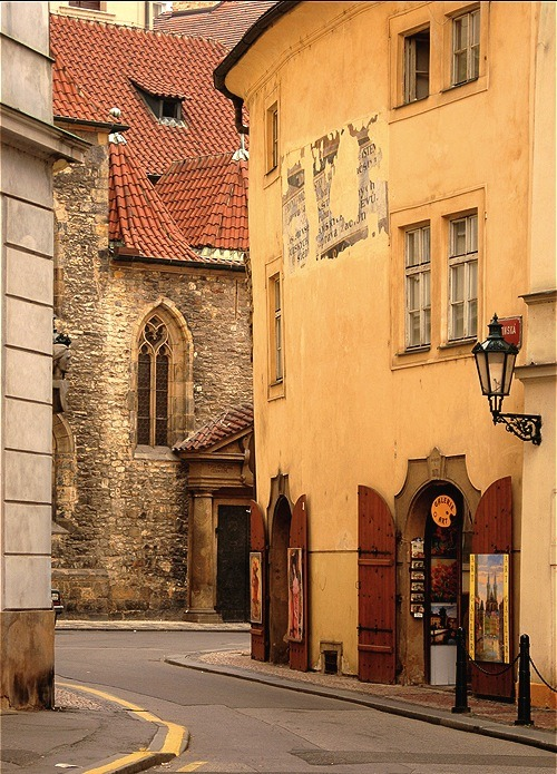 Old Town Prague  | by © S. Lo | via globed
