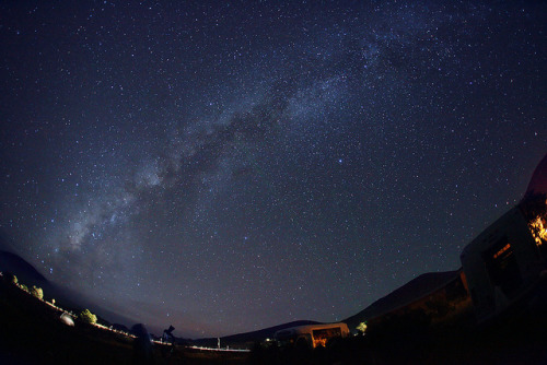Milky Way from Mauna Kea, Hawaii on Flickr.