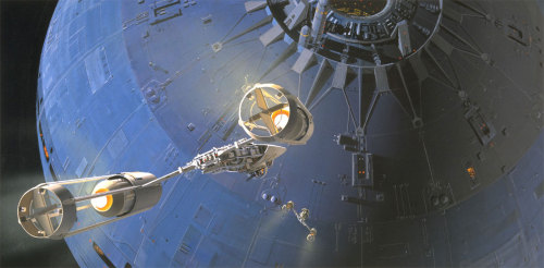 RALPH MCQUARRIE REMEMBERED: June 13, 1929 – March 3, 2012