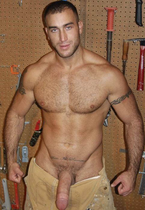 Hot Hairy Hung Nice Bo Spencer Reed