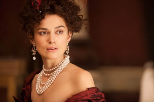 suicideblonde:  Keira Knightley in Anna Karenina