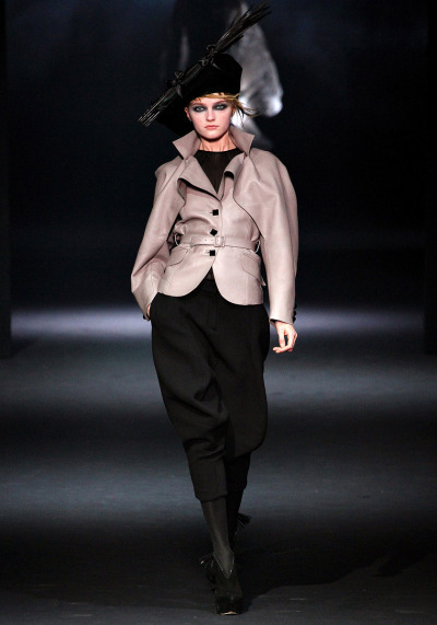 Bill Gaytten for John Galliano Fall RTW 2012 Paris Fashion Week