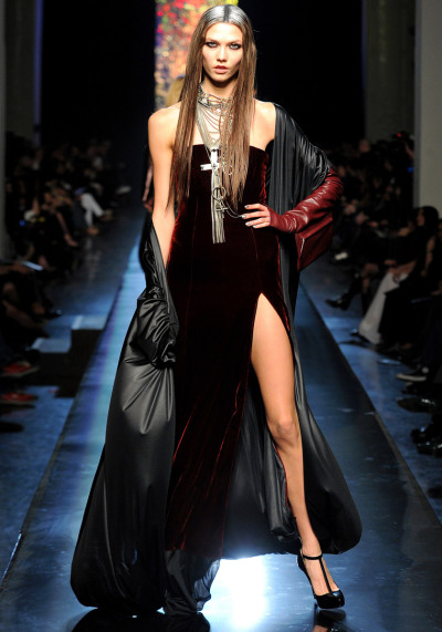 Jean Paul Gaultier Fall RTW 2012