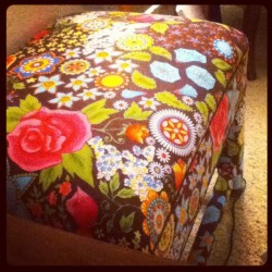 #marchphotoaday #bedside in case i rather sit next to my bed?  (Taken with instagram)