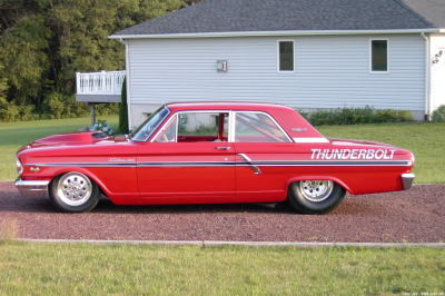 musclecardreaming:  Ford Fairlane