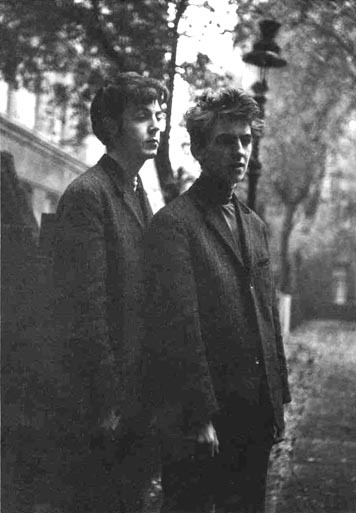 Taken by Astrid Kirschherr.