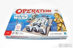 R2D2 operation, I saw this at the toy store the other day and was seriously tempted.