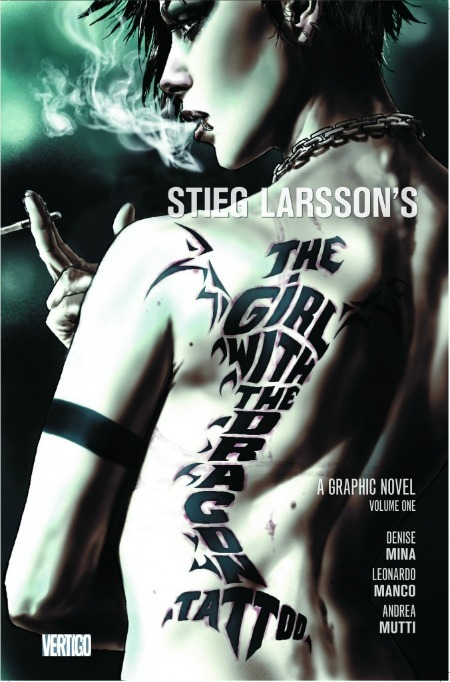 The comic… -The girl with the dragon tattoo- …comming soon!