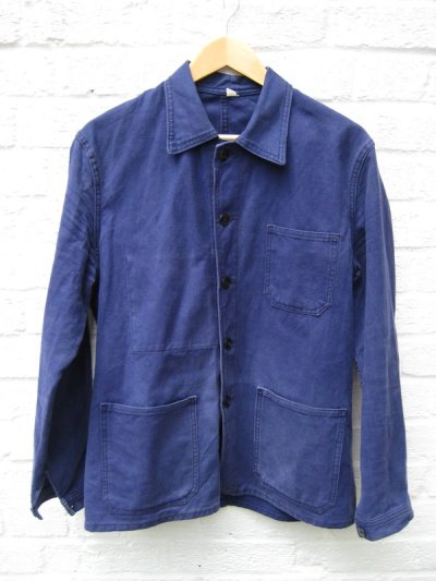 Vintage work jacket from mintvintage!  via: