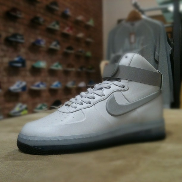 #nike #force #one #lux #max #air #pearl (Taken with instagram)
