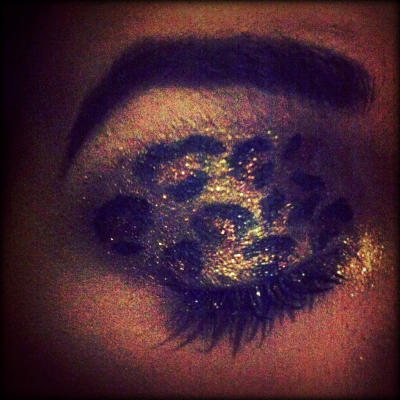My pretty makeup
