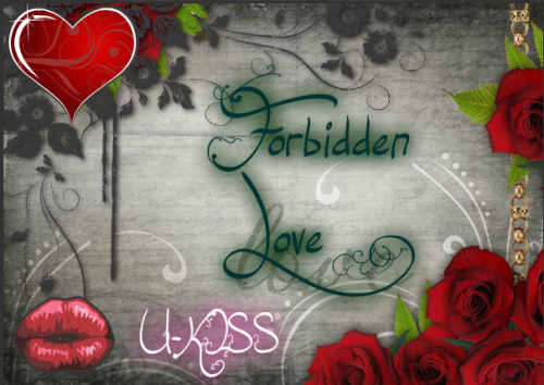 Forbidden love - Ukiss <3