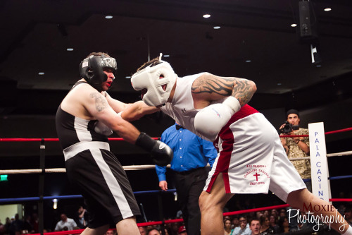 Battle of the Badges Boxing Match at Pala Casino
