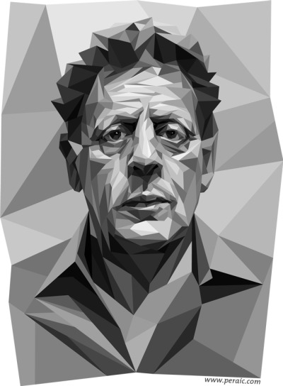 """Philip Glass"" Filip Peraić  (Croatia) via Curioos"