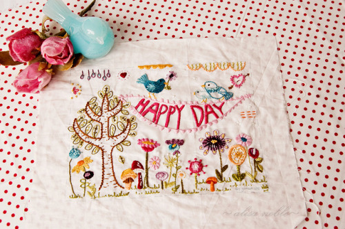 cajunmama:  (via feeling stitchy: Patterns: Happy Day)