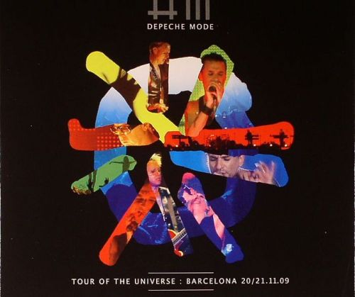 Now playing: Depeche Mode – Tour of the Universe : Barcelona 20/21.11.09