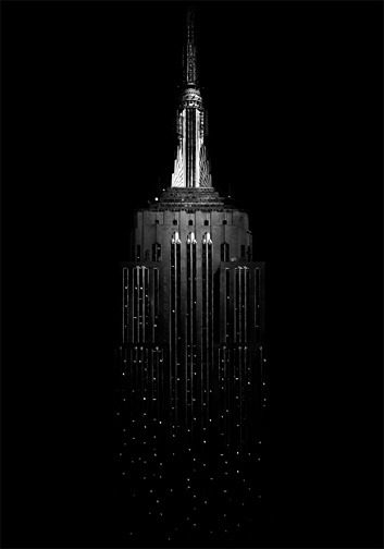 Empire State Building, 2008