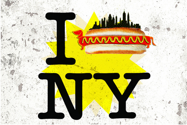 i (hot dog) ny on Flickr.