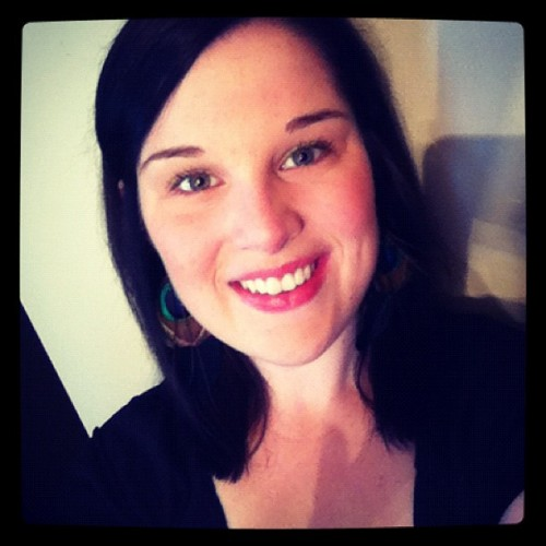 #marchphotoaday Day 5 - A smile! Happy Monday! :) #instagram  (Taken with instagram)