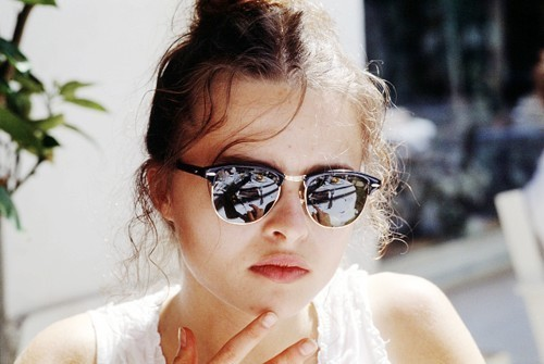 micaceous:  Helena Bonham Carter at Cannes Film Festival, 1998