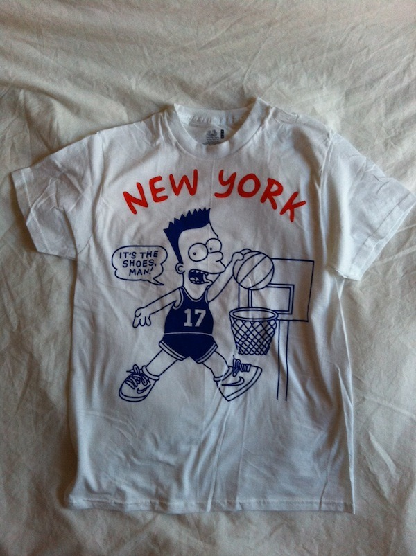 Best Jeremy Lin t-shirt so far (by Andrew Kuo)