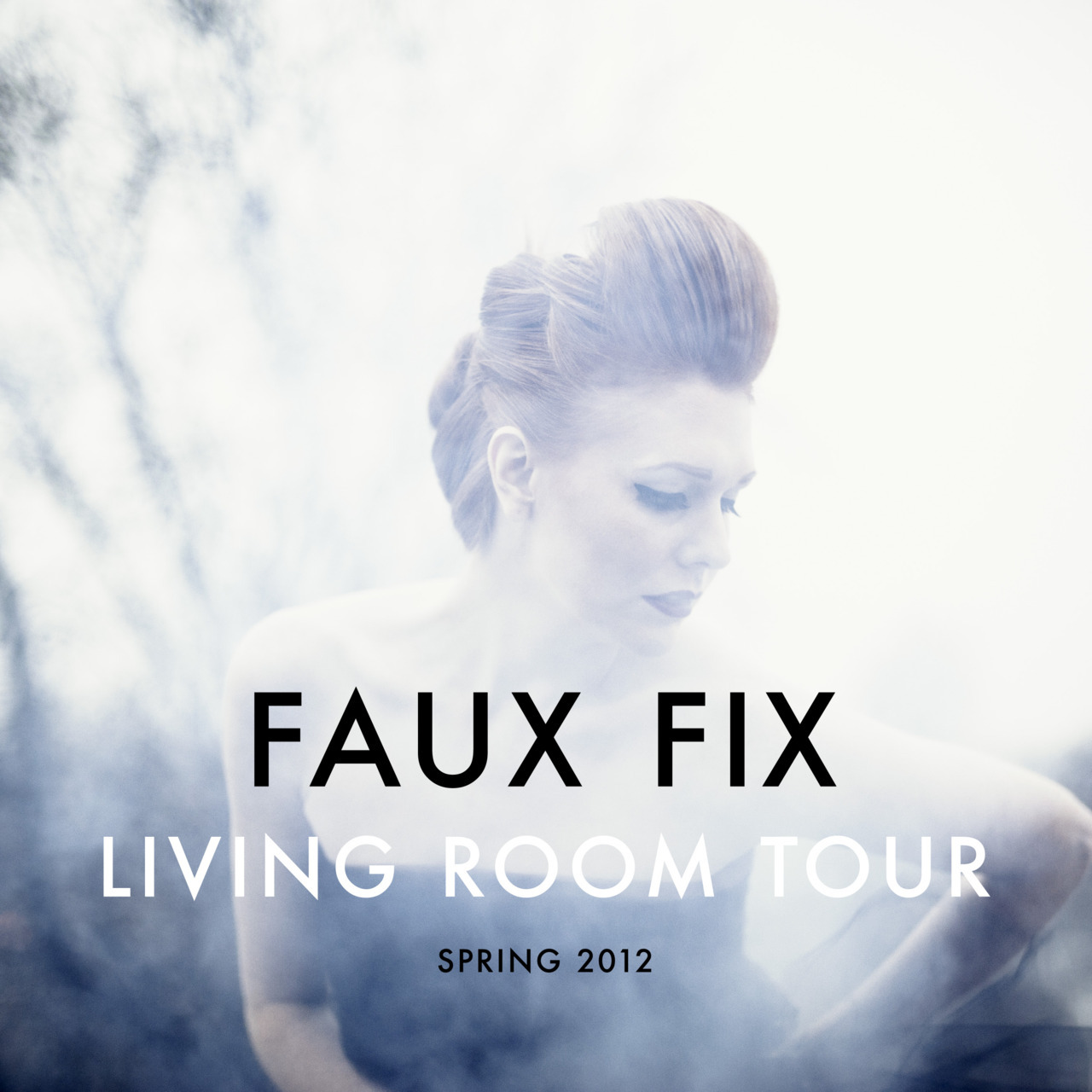 Faux Fix Living Room Tour - Spring 2012 We're excited to announce our upcoming Living Room Tour dates! We've been transforming our new album into a unique & cozy live experience featuring lush textures, electronic samples, and even tuned wineglasses, thanks to multi-instrumentalist Jonny Rodgers (who will be touring with us and also opening a number of the shows!) This is a special string of intimate Living Room Shows (unless otherwise noted*) and seating will be extremely limited - most will be attended by invite only. If you are near any of these cities and are interested in coming to a show, please contact fauxfixmusic@gmail.com for details. We hope to see you there! 3/14 - New Haven, CT - Limited Seating - Reserve Soon! - RSVP HERE 3/15 - New Haven, CT - Limited Seating - Reserve Soon! - RSVP HERE 3/16 - Fairfax, VA 3/17 - Rock Hill, SC 3/18 - Knoxville, TN 3/19 - Nashville, TN (The Contemporary Music Center)* 3/20 - Lexington, KY 3/21 - Indianapolis, IN 3/22 - Chicago, IL (Saki Record Store)* no reservations necessary 3/23 - Milwaukee, WI 3/24 - Chicago, IL 3/26 - Grand Rapids, MI (Calvin College)* no reservations necessary 3/27 - Cleveland, OH 3/28 - Grantham, PA (Messiah College)* no reservations necessary 3/29 - Washington, DC 3/30 - New Castle, DE 3/31 - Brooklyn, NY These shows are east coast/mid west, but we're hoping to expand our cities further on the next tour. If you'd like us to come to your town (or play in your living room!) at a future date, let us know via email fauxfixmusic@gmail.com
