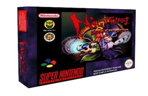 Nightmare Busters, Nostalgia Done Right Its time to unravel those SNES controllers, and make sure your reset button doesn't stick, because you can finally explain to your better half there was a perfectly good reason for saving your Super Nintendo. Nightmare Busters will be the first  officially licenced game cartridge  to be released for the Super Nintendo in 14 years. This amazing looking run and gun platformer was originally created by Nichibutsu, a studio known on Super Famicom for its mahjong and puzzle games. For some reason it was shelved, only seeing a small release in 2004 as a cell phone game under the name of Flynn's Adventure. After a short appearance in a 1995 issue of Nintendo Power, the game seemed to had slipped into the void. This is where Super Fighter Team stepped in and acquired the game. This isn't SFT's first official cartridge game however, SFT have acquired, localized, tweaked, and prepared several Sega Genesis, Atari Lynx, PC, and mobile games for worldwide release as well. Having garnered attention and praise for their excellent localized scripts and unique sense of humor, SFT have proven there is still a thriving demand for new games in the retro market. I have a hunch that Nightmare Busters will be no different. If you're having any doubts just look at these amazing graphics, a feat for today's standards, let alone in 1998.  Pre-Orders for a limited run of Nightmare Busters are being accepted at the the site. Sure you if you look hard enough you can find the ROM, hope it's compatible with your latest emulator, and play what is most likely an unpolished game, but that's not how it was meant to be played. Here's your chance to relive those days, when you ran home with new your game, thumbed through the manual, and smelled that amazing plastic aroma only a brand new game cartridge can deliver.  Jose Ortiz // Super PolyPixel
