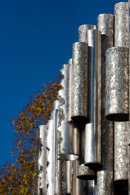 Sibelius Monument on Flickr.