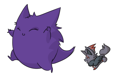 Follow the Gengar!