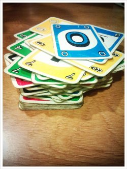 Uno! (Taken with picplz.)