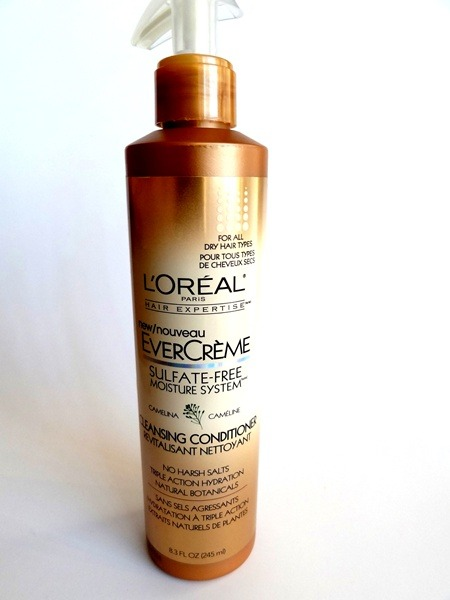 Products: Beauty on a Budget Pt.1 Evercreme cleansing conditioner: 5.99 I will honestly never use regular shampoo ever again. This immediately hydrated my hair, rinsed clean, and didn't leave any build or residue as I had anticipated. While it's basically the same concept as a two in one, it doesn't dry hair like the usual shampoo-conditioner combo's do.  I highly recommend this regardless of hair type, if your hair is drier like mine then I would advise using a daily conditioner afterwards as well.