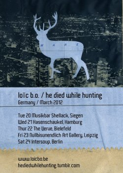 german tour !