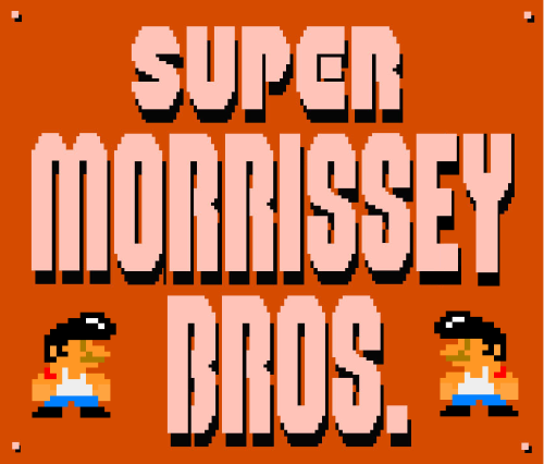 Super Morrissey Bros. - This Charming Man An 8-bit version of a Smiths classic? Yes and please! (Via Morrissey-Solo)