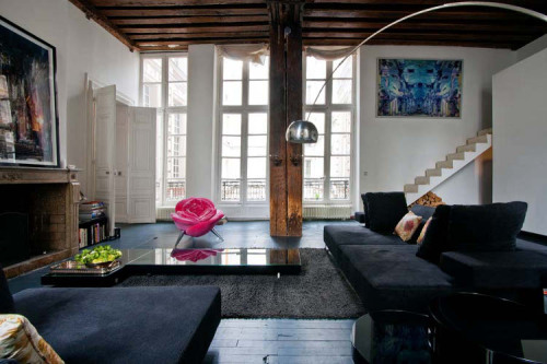 Interior by Josephine Gintzburger (via Desire to Inspire)