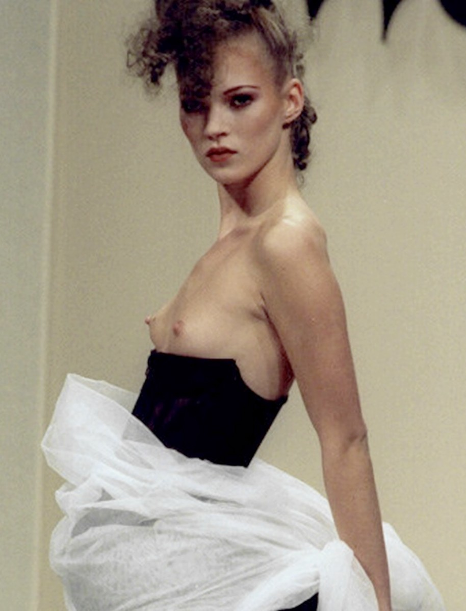 petrole:  kate moss at vivienne westwood fall winter 1994/95