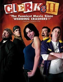 "I am watching Clerks 2                   """"There's only one return and it's not of the king.  It's of the Jedi.""  Watching for old time's sake.""                                Check-in to               Clerks 2 on GetGlue.com"