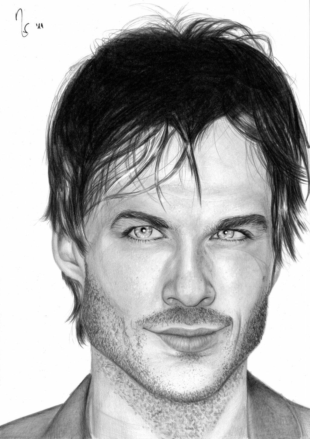 Ian Somerhalder by ~Nikkilein