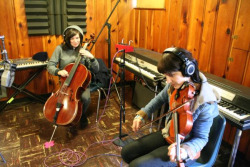 Recording strings with Gallop!