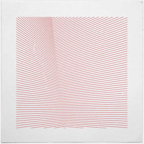 Tilman Zitzmann (geometrydaily) - #66 Red space The pleasure is in the simplicity; the quality in the detail. Superbly composed designs by Tilman Zitzmann, each created digitally but with a real look and feel.