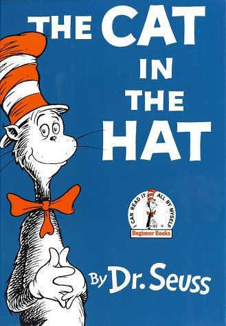 Theodor Seuss Geisel (Dr. Seuss) was born on March 2, 1904. I read SO MANY of his books when I was a little kid. My little ones have enjoyed his works, too.