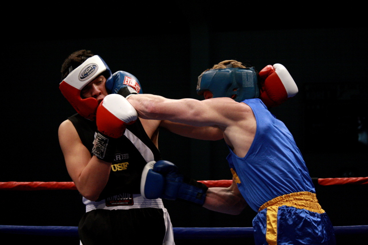 The University of San Francisco Koret Boxing Invitational 2012