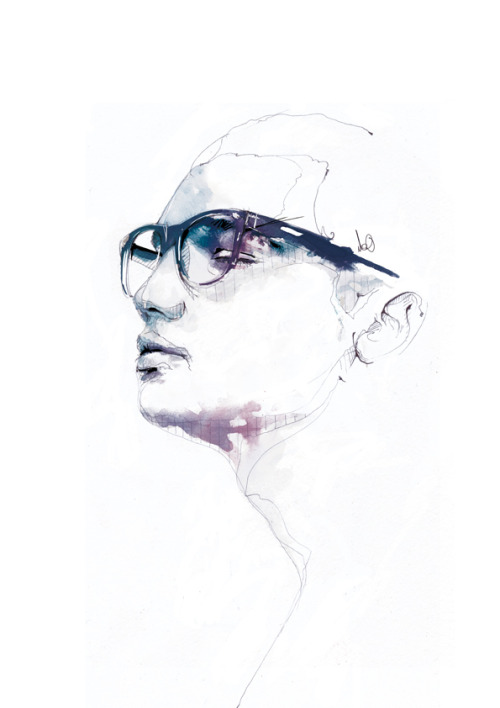 designcloud:  Illustrations by Florian NICOLLE Iness Lynn Clovis Audrey