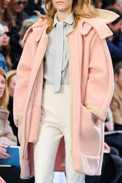 Chloé Fall/Winter '2012.