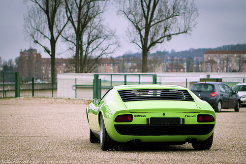 automotivated:  You are the one. (by Mathieu Bonnevie)
